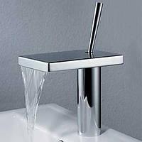 Центровой одной ручкой одно отверстие в хром ванной комнате раковина кран 04332497