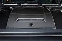 Накладка на капот Brabus G class W463 G55 G63 G65, фото 1