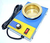 13-04-09. Паяльная ванна DZ-70505, диам.-80мм, 250W, 200-480°C, 220V