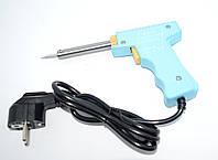 13-0368. Паяльник-пистолет ZD-60, 30-70W, 220V c евровилкой
