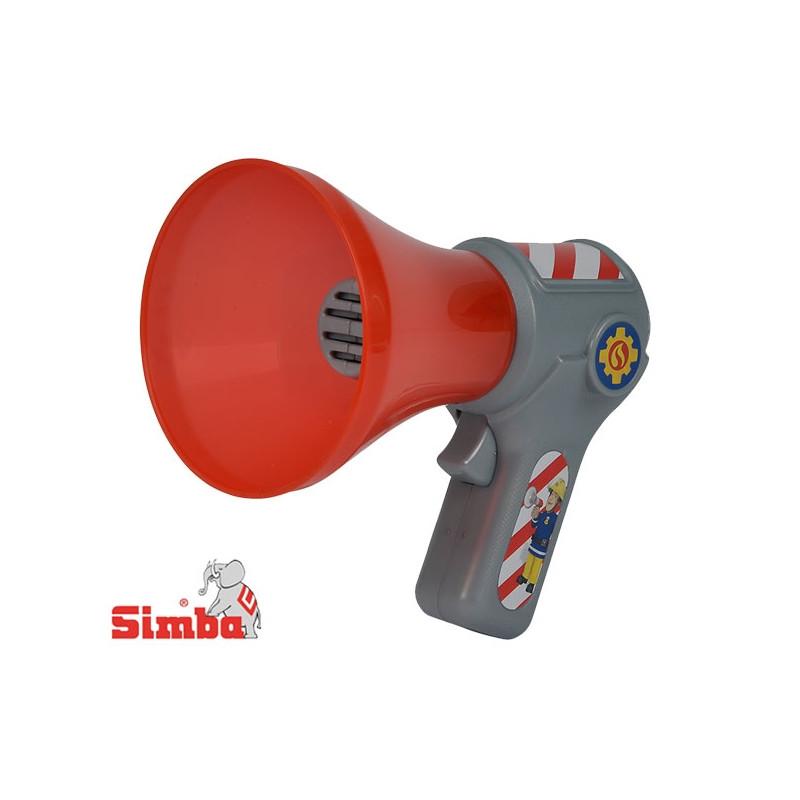 Рупор игрушка Пожарный Сэм Simba 9258699