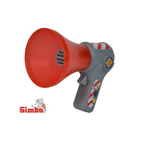 Рупор игрушка Пожарный Сэм Simba 9258699, фото 2
