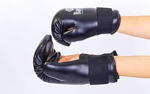 Перчатки для тхэквондо ITF DAEDO MA-5475 (PU, р-р S-L, цвета в ассортименте)