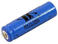 Аккумулятор Bailong Li-Ion 18650 3.7V (2200mAh) Синий