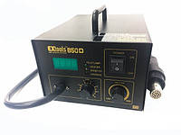 13-00-22. Термовоздушная паяльная станция EXtools 850D (фен с дисплеем)