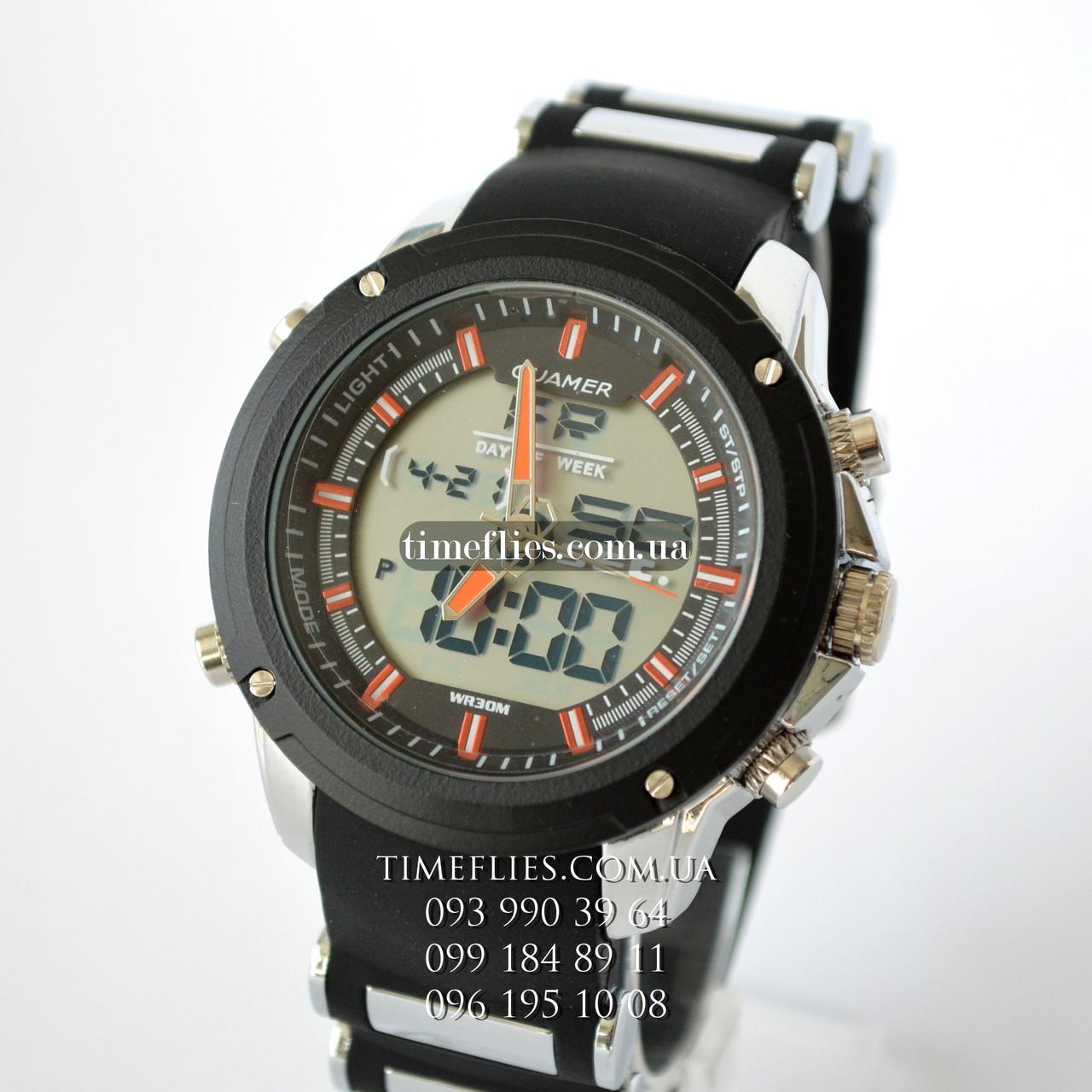 Quamer №20 Водонепроницаемые часы