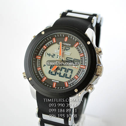 Quamer №20 Водонепроницаемые часы, фото 2