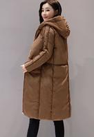 Жіночий зимовий пуховик. Модель 61622, фото 3