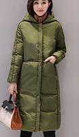 Жіночий зимовий пуховик. Модель 61622, фото 6