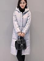 Жіночий зимовий пуховик. Модель 61622, фото 4