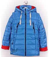 Демисезонная куртка для мальчиков Футбол