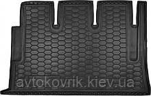 Полиуретановый коврик в багажник Mercedes Viano 2007-2014 long (AVTO-GUMM)