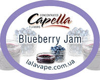 Ароматизатор Capella Blueberry Jam (Джем из голубики) Capella