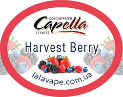 Ароматизатор Capella Harvest Berry (Лесные Ягоды)