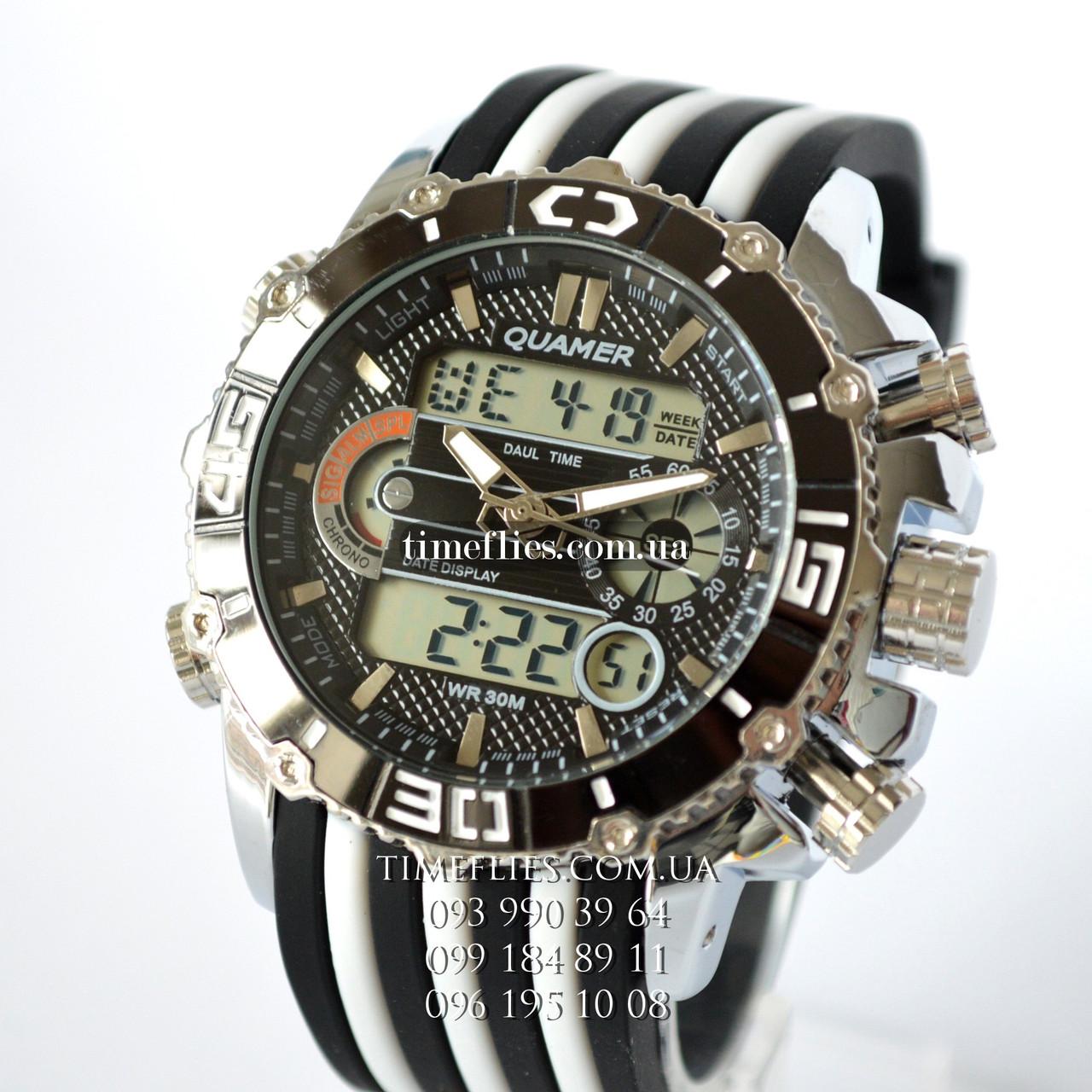 Quamer №26 Водонепроницаемые часы