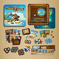 Настольная игра Пираты 7 морей TM IGames