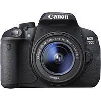 Фотоапарат Canon EOS 700D EF18-55 DC III