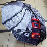 Зонт женский Города полуавтомат