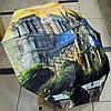Зонт жіночий напівавтомат Міста