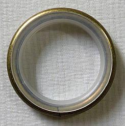 Кольцо тихое д. 25 мм, антик