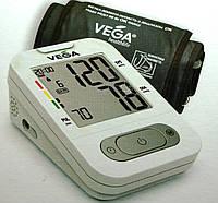 Автоматический тонометр на плечо VEGA- VA-350 индикатор аритмии манжета 22-42 см.