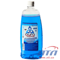 Незамерзающая жидкость в бачок стеклоомывателя AURA (-80) 1Л
