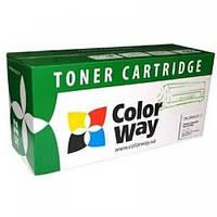 Картридж HP 125A (CB541A), Cyan, CP1210/CP1215/CP1510/CP1515/CP1518, CM1312/CM1320, 1.4k, ColorWay C