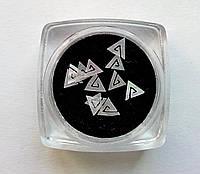 Фигурки перламутровые, ракушка, для аквариумного дизайна ногтей RENEE  IM 01-01