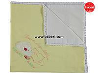 Плед для новорожденных. Детская одежда оптом из Турции.