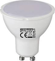"Лампа светодиодная ""PLUS-4"" Horoz 4W (3000К-6400K) GU10               , фото 1"
