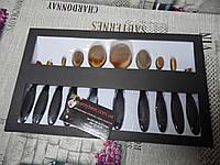 Профессиональный набор кистей-щеток для макияжа