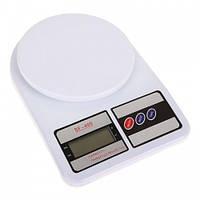 Кухонные весы Domotec MS-400 (10kg/1gr)
