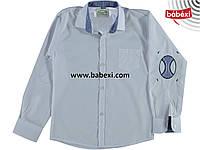 Рубашка для мальчика на 6, 8, 10, 12 лет.