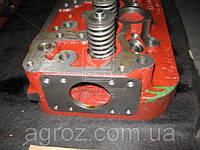 Головка блока двигателя Д 245.7,9,12С (автомоб.) в сборе с клапанами (пр-во ММЗ) 245-1003012-02