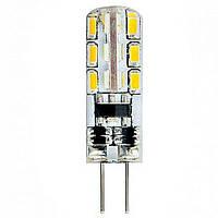 """LED лампа светодиодная """"MIDI"""" (12V) Horoz 1.5W G4 2700К"""