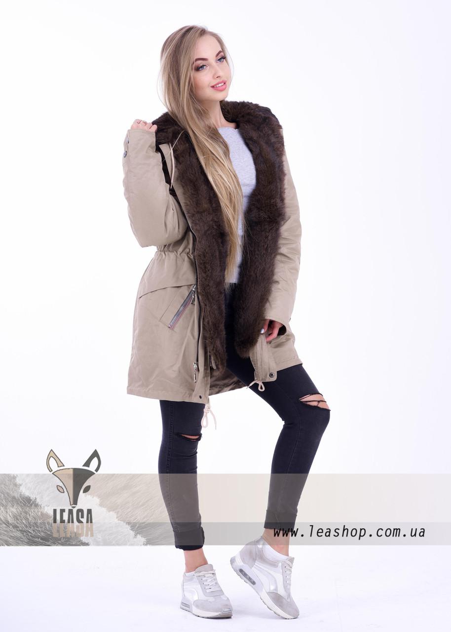 d7dc7bdce90 Куртка парка женская зимняя купить - Женские шубы и меховые жилетки от  Украинского производителя