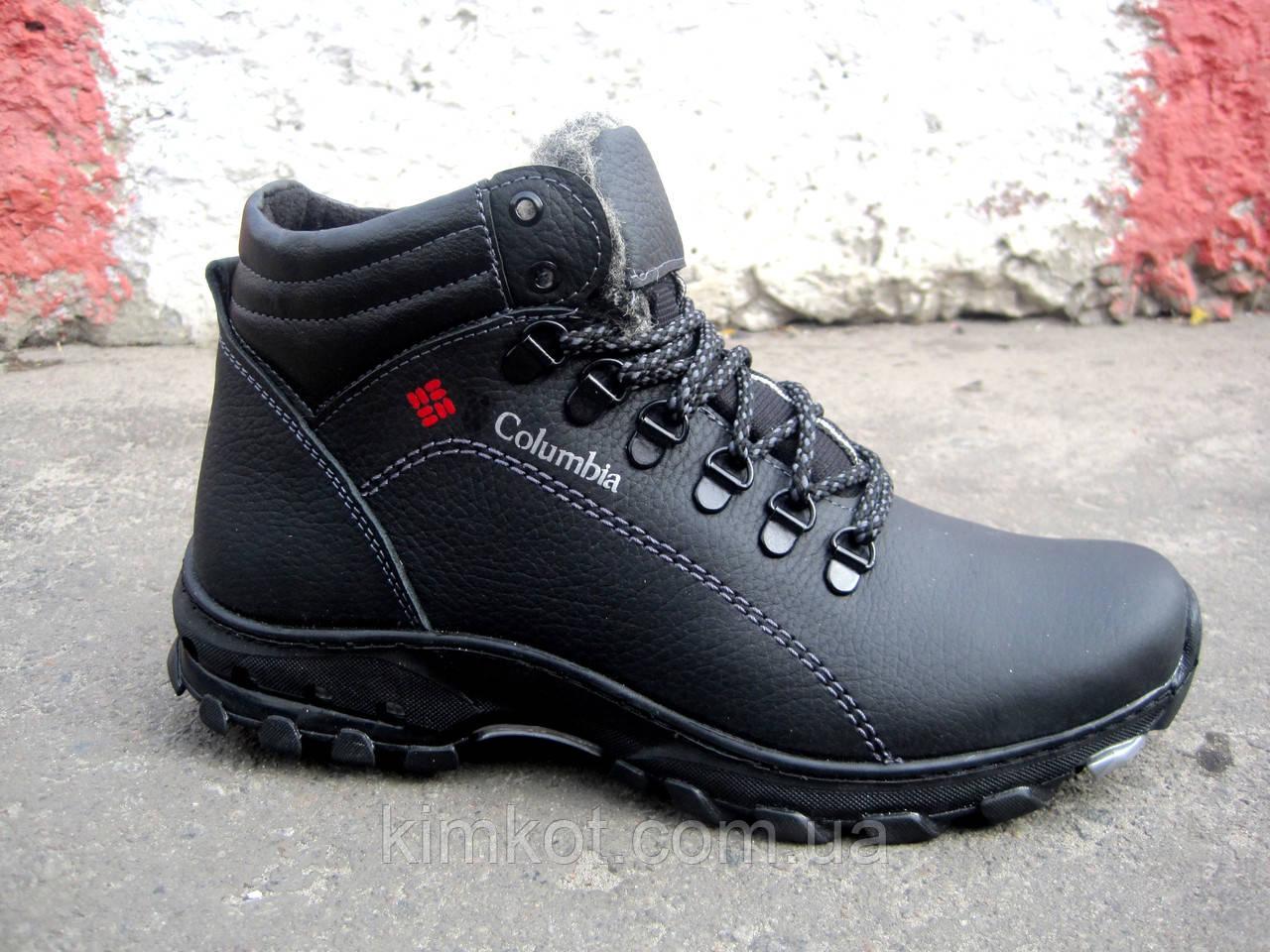8a46996a8ae4 Зимние кожаные мужские ботинки Columbia  продажа, цена в Харькове ...