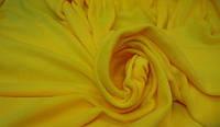 Флис ткань (желтый)