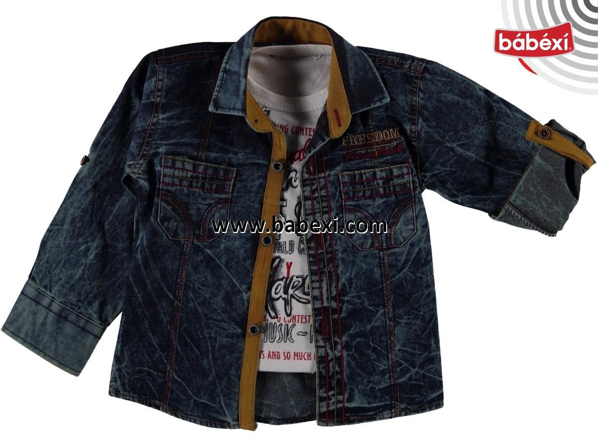 Рубашка для мальчика на 9 86cfc53e96e