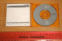 Диск CD-RW L-Pro 193 Mb 8-12x для многократной записи