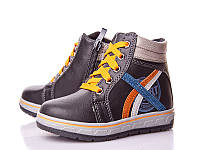 Зимняя обувь Ботинки для мальчиков от фирмы Ytop(24-29)