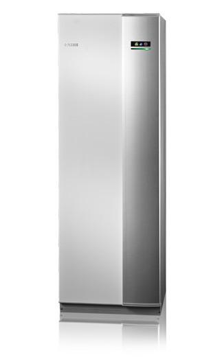 Тепловой насос NIBE Грунт-вода. Модель F1245 E 8кВт 380В А+++