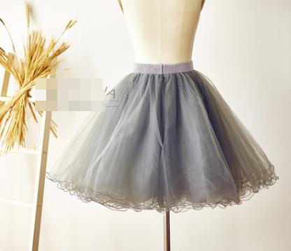 Фатиновая юбка -