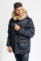 Зимняя мужская куртка в последнем размере 2XL