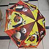Зонт детский складной Мультики