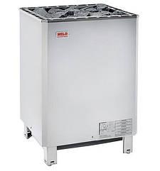 Електрокам'янка для сауни і лазні HELO SKLE 1201 хром 12 кВт