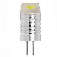 """LED лампа светодиодная """"MINI"""" Horoz (керамика) 1.5W 12V G4 2700К-6400K                , фото 1"""