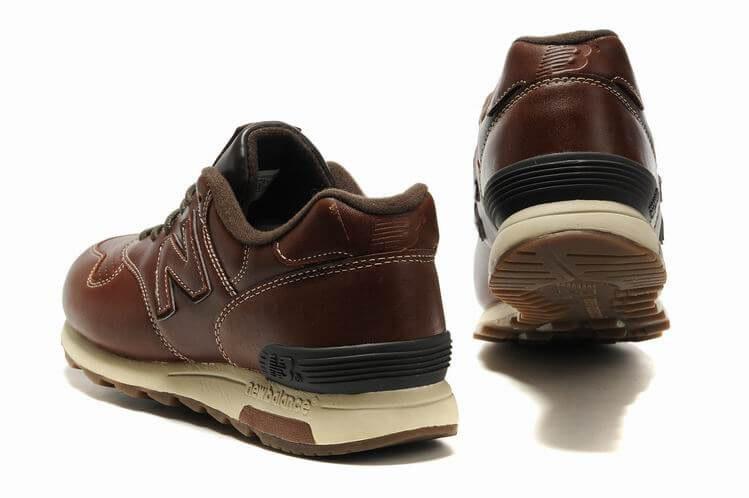 070cb79d4e12 Зимние кроссовки реплика кожаные New Balance 1400 Brown - Интернет магазин