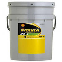 Масло моторное SHELL Rimula R4 X 15W40 20л