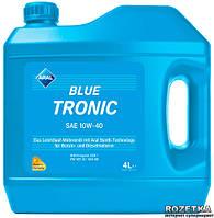 Масло моторное ARAL 10W40 BlueTronic SL/CF 4L
